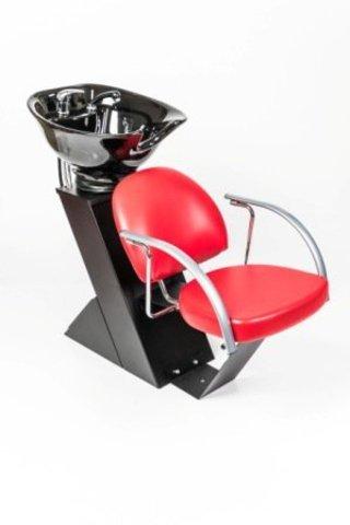 Парикмахерская мойка Дасти с креслом Глория