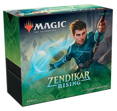MTG: Bundle набор издания Zendikar Rising на английском языке