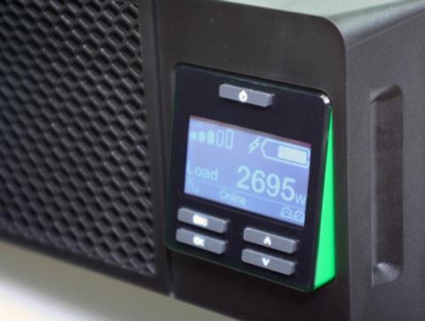 Источник бесперебойного питания APC Источник бесперебойного питания APC Smart-UPS SRT, Двойное преобразование (онлайн), 1000 ВА / 1000 Вт, Rack/Tower, IEC, LCD, Serial+USB, USB, SmartSlot, подкл. доп. батарей