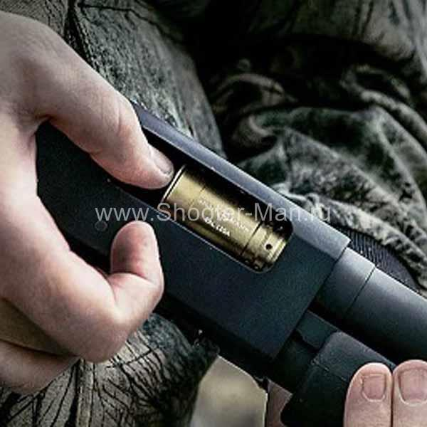 Лазерный патрон холодной пристрелки 12 калибр Sightmark