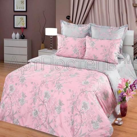 Комплект постельного белья  Гиацинт Premium