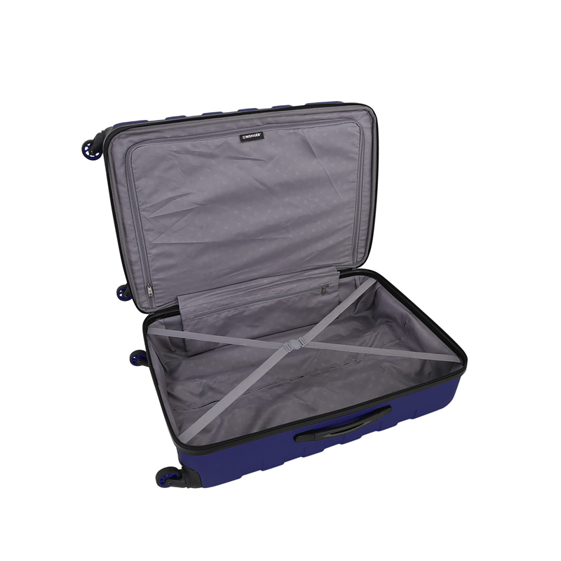 Чемодан WENGER TRESA, цвет синий, 48x30x76 см, 100 л (WG6581343177)