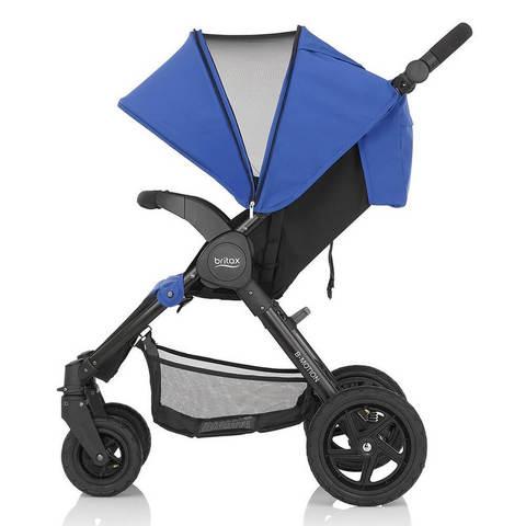 Прогулочная коляска Britax B-Motion 4 Ocean Blue
