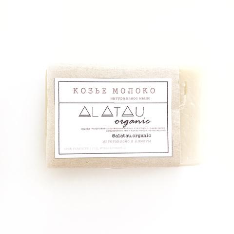 Мыло Козье молоко (Alatau Organic)