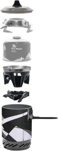 Картинка система приготовления Fire-Maple STAR FMS-X2 черная - 2