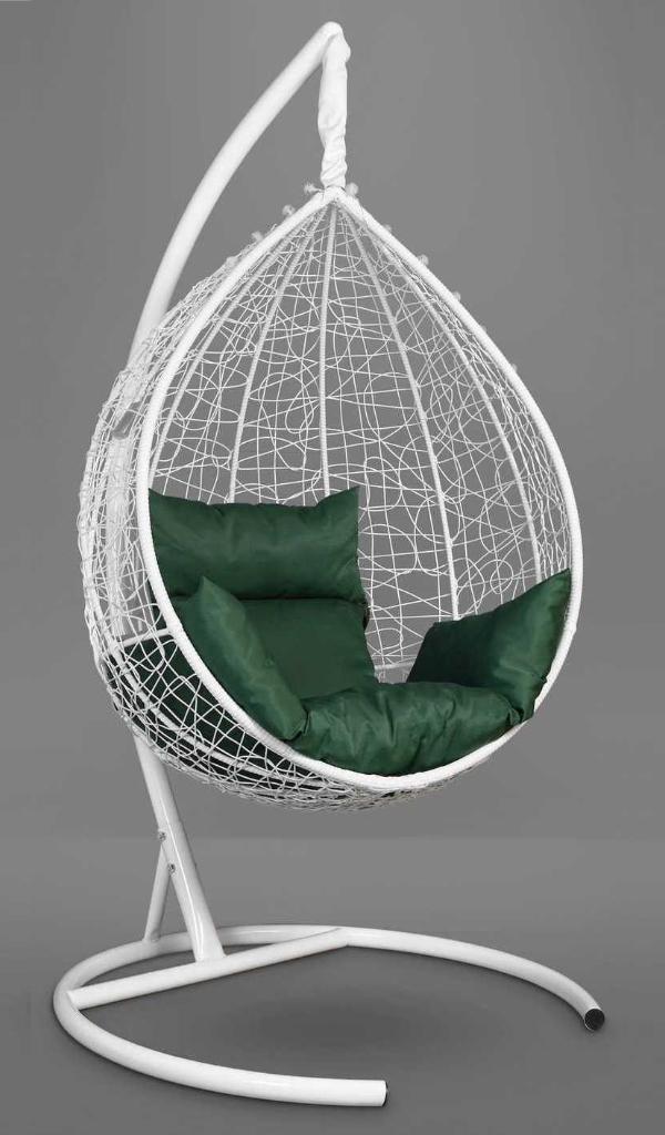 SEVILLA белое + Зеленый сбоку