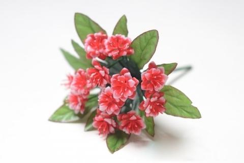 Мини-букет розы Морес красный