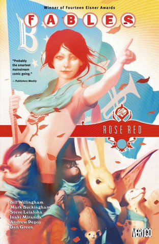 Fables TPB #15 Rose Red