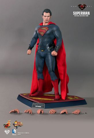 Man of Steel 1/6 Scale Movie Masterpiece Superman