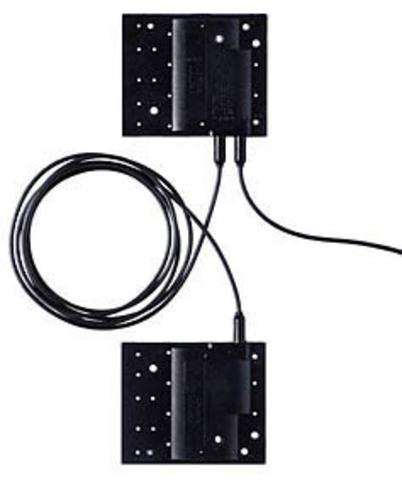 Hirschmann MCA 1890SF Антенна c установкой в бампер автомобиля GSM (850-1990)