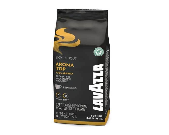 Кофе в зернах LavAzza Aroma Top Expert Plus, 1 кг
