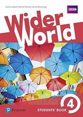 Wider World 4 SB
