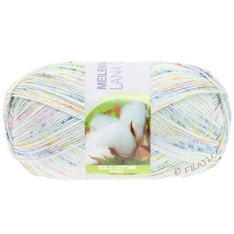 Lana Grossa Meilenweit Solo Cotone Spray купить пряжу - www.knit-socks.ru