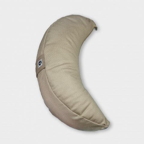 Подушка-полумесяц для йоги Shakti new