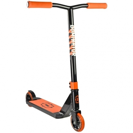 Cамокат Dominator Trooper - black orange