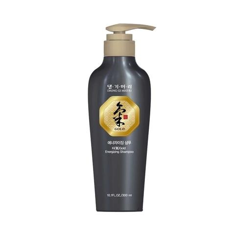 Энергетический шампунь для волос DAENG GI MEO RI Ki Gold  Energizing Shampoo 300 мл