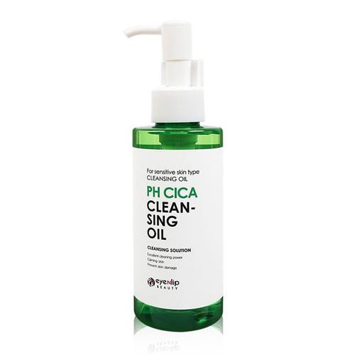 Гидрофильное масло для чувствительной кожи с центеллой, 150 мл, Eyenlip PH Cica Cleansing Oil