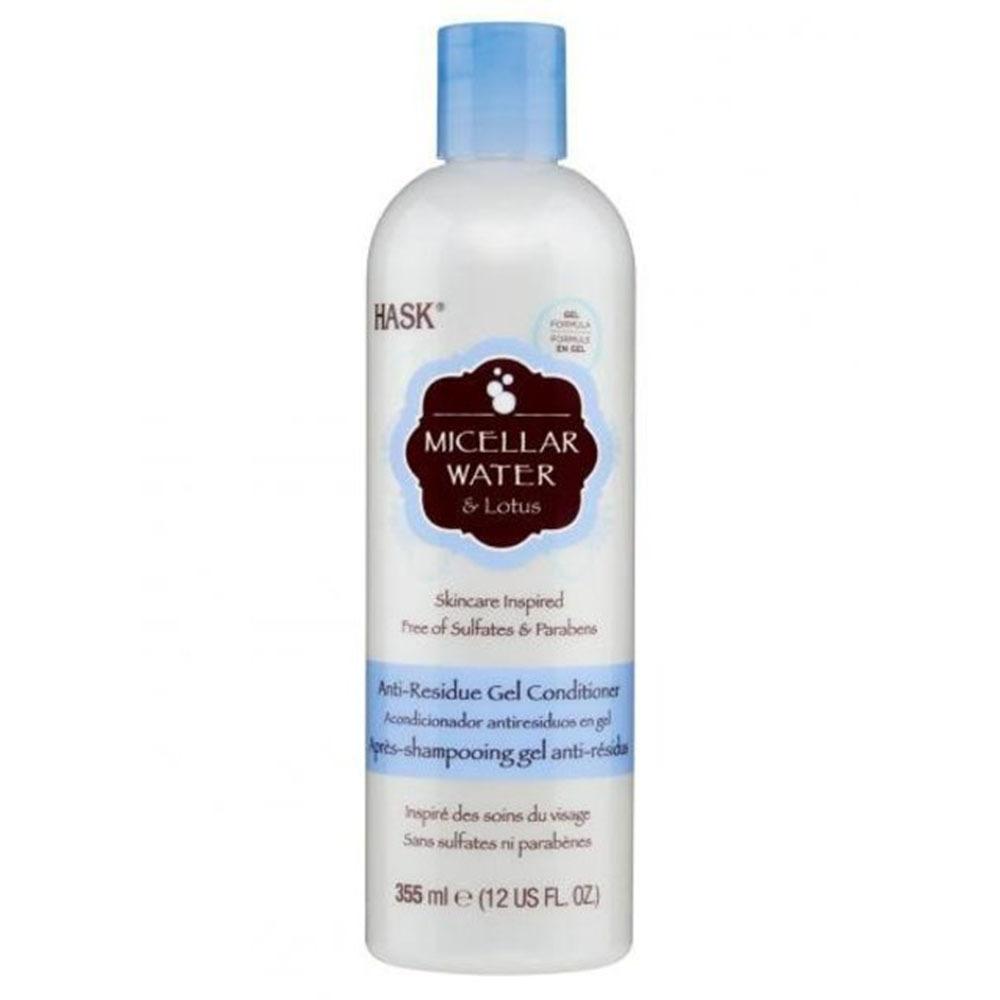 Кондиционер для глубокого очищения волос с Мицеллярной водой и экстрактом Лотоса