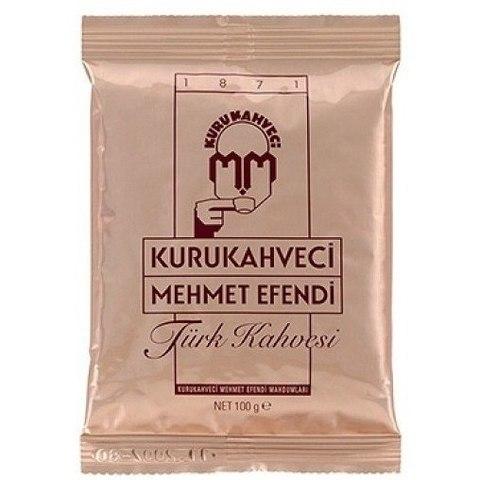 Кофе турецкий Kurukahveci Mehmet Efendi 100 гр