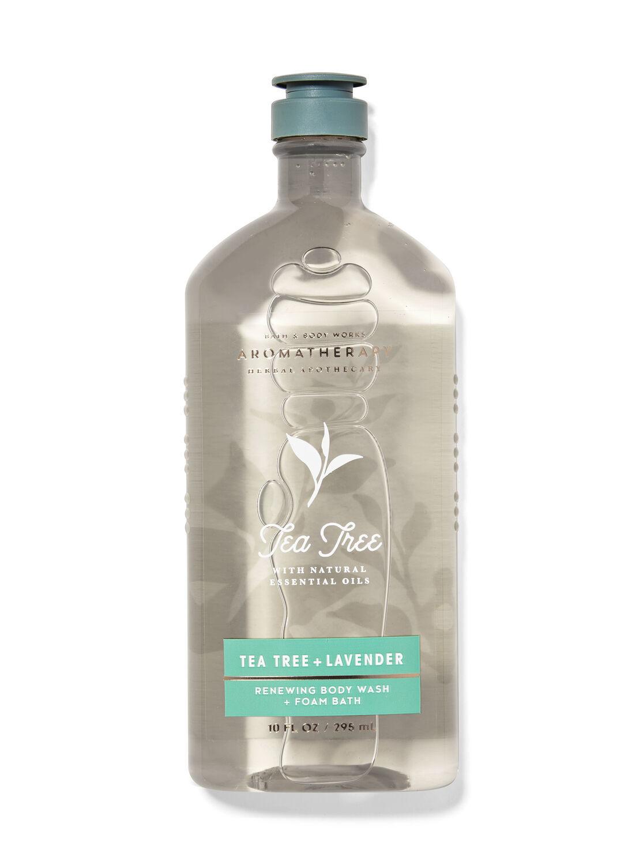 Гель для душа Bath&BodyWorks Aromatherapy Tea Tree Lavender 295 мл