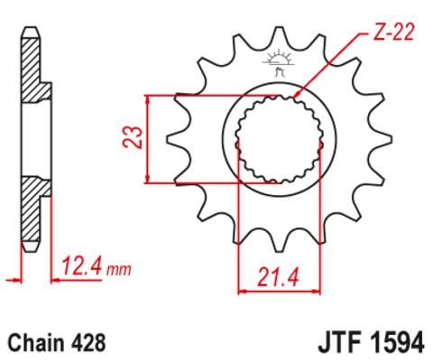 JTF1594
