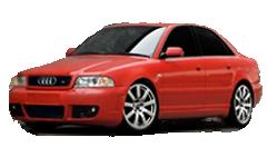 AUDI A4 (B5) 1994-2000 (60:40)