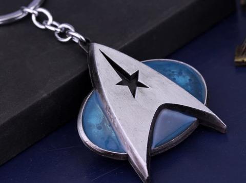 брелок Стар Трек/Star Trek