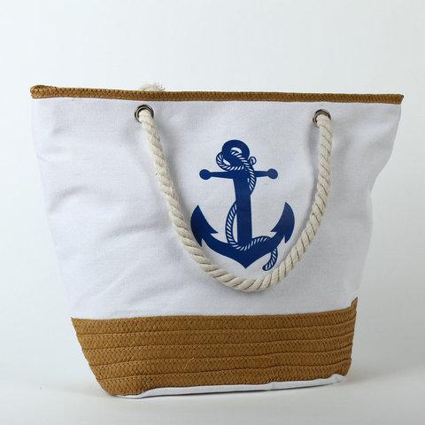 Купить сумку в морском стиле - Магазин тельняшек.ру 8-800-700-93-18