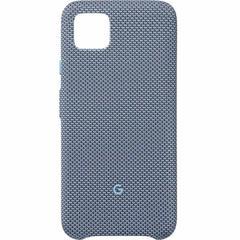 Чехол Google Pixel 4 Fabric Case, Blue-ish (Голубой)