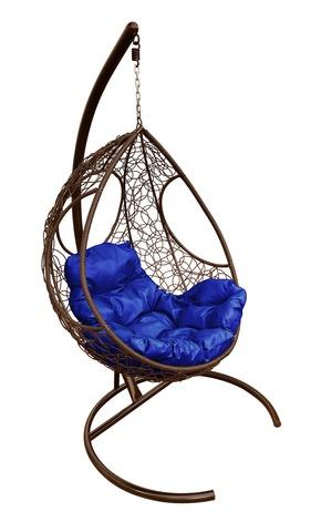 Кресло подвесное Ferrol brown/blue