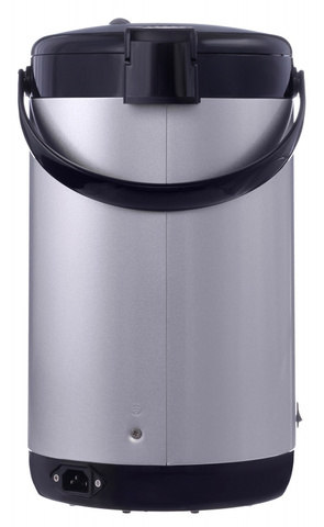 Термопот Starwind STP4176 3.2л. 750Вт черный/серебристый