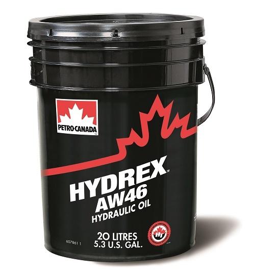HYDREX AW 46 гидравлическое масло Petro-Canada (20 литров) купить на сайте официального дилера Ht-oil.ru
