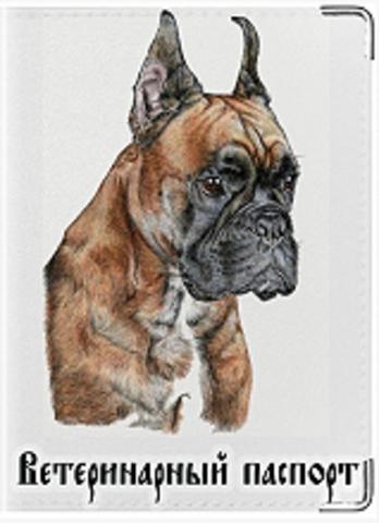 """Обложка для ветеринарного паспорта """"Ветеринарный паспорт"""" (26)"""