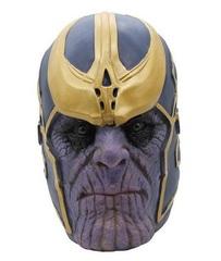 Мстители Война бесконечности маска Танос