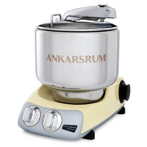 Кухонный комбайн-тестомес Ankarsrum AKM6230 Creme, фото