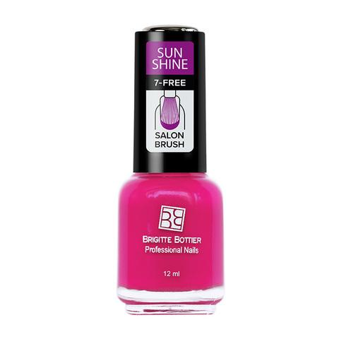 Brigitte Bottier Лак  SUNSHINE тон 12 розовый сочный