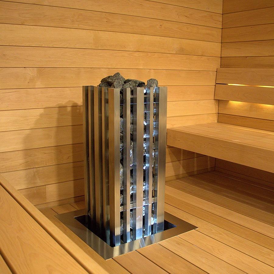 Печь для сауны IKI Monolith, фото 4