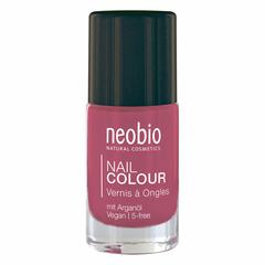 Neobio Лак для ногтей №04 с аргановым маслом