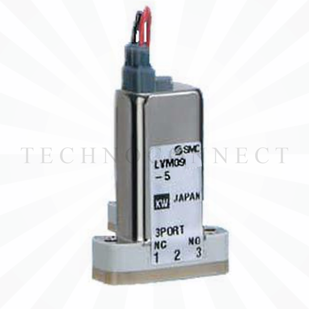 LVM095R-5B   3/2 Клапан химич. стойкий, 24VDC