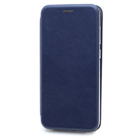 Чехол-книжка Fashion для Xiaomi Redmi Note 8 Pro, синий