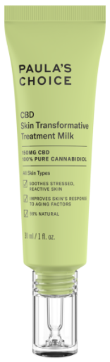 Paula's Choice CBD Skin Transformative Treatment Milk крем с каннабидиолом 30мл