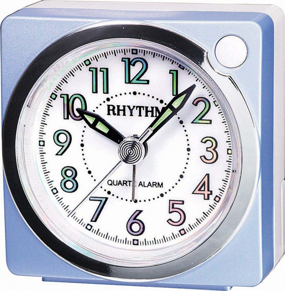 Часы-будильник Rhythm CRE820NR04