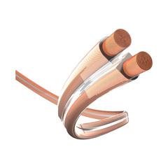 INAKUSTIK Install LS cable, 2 x 1.5 mm2