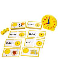 Учимся определять время, Learning Resources