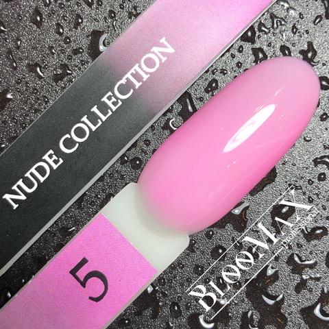 Гель лак с ароматом клубники Nude collection 05, 12 мл
