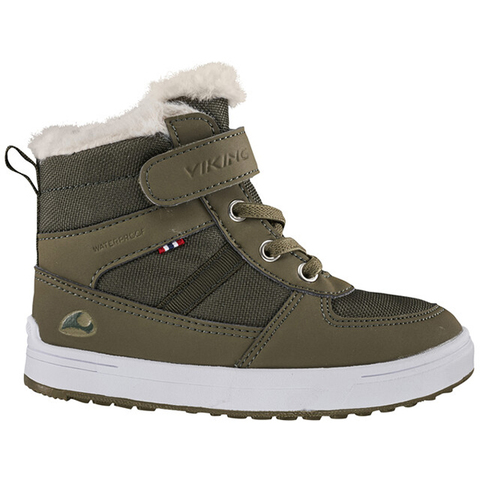 Ботинки Viking Lukas WP Khaki/Hunting green