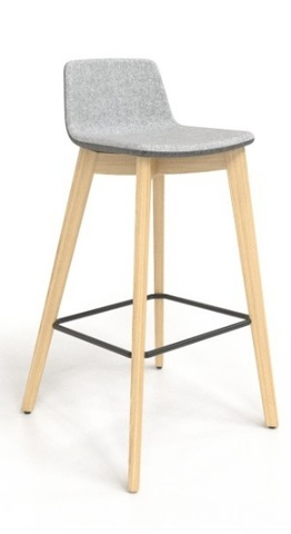 Narbutas TANGO  bar stool wood