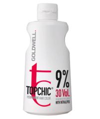 Goldwell Topchic лосьон 9% 1000 мл