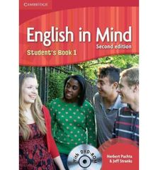English in Mind (Second Edition) 1 Student's Bo...