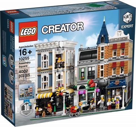 LEGO Creator: Городская площадь 10255 — Assembly Square — Лего Креатор Создатель